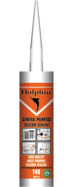 Dolphin 140 General Purpose Silicone Sealant