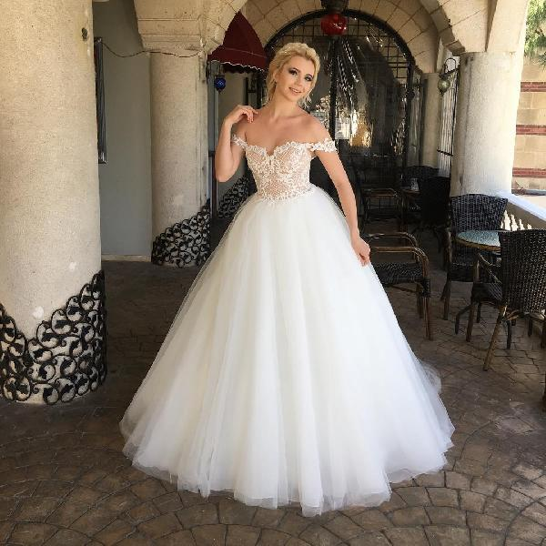 Buy Wedding Gowns from Purnima Exports, India | ID - 2980477