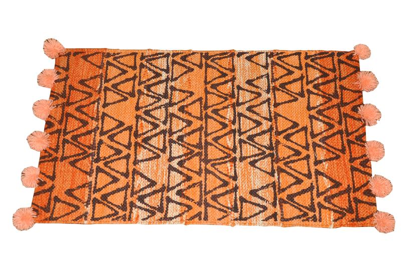Indoor Cotton Printed Rugs