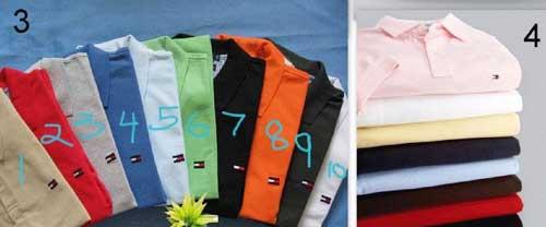 c91afe12 Tommy Hilfiger Plain Polo T-shirt Manufacturer in Mumbai Maharashtra ...