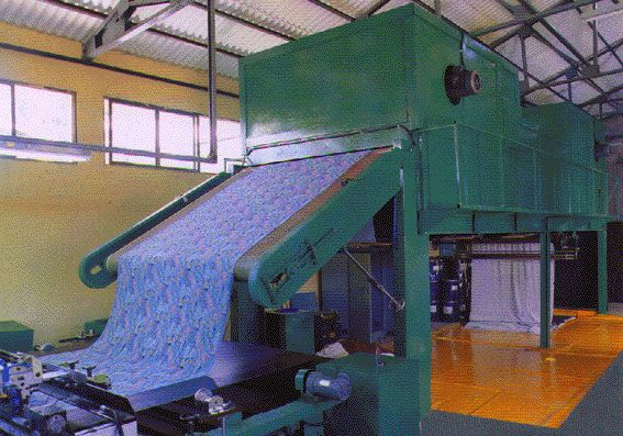 Used Fabric Screen Printing Machine