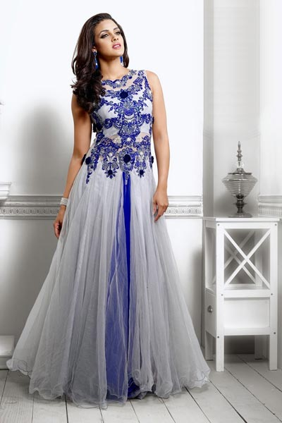 Party Wear Gowns Manufacturer & Manufacturer from Surat, India | ID ...