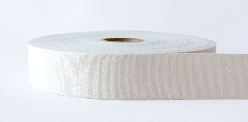 woven cotton tape