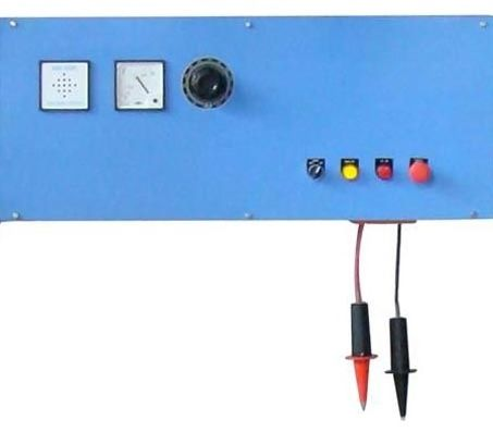 Short Circuit Tester One Cell in One Go