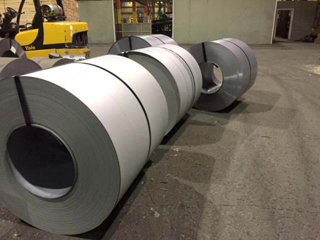 Galvannealed Steel Coil