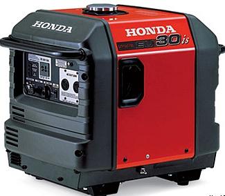 Honda Genset-inverter Series (EU30is)