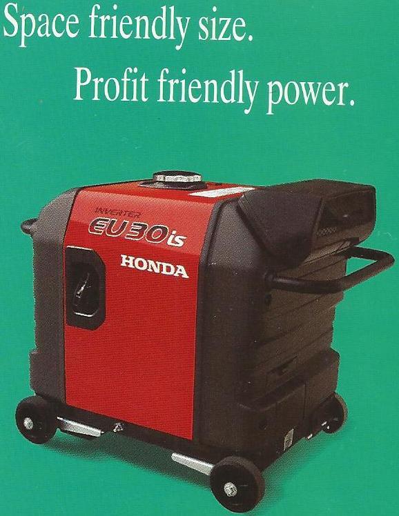 Honda Genset (EU30is)