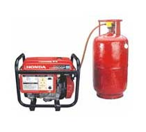 Lpg Portable Generator (LPG Portable Generat)
