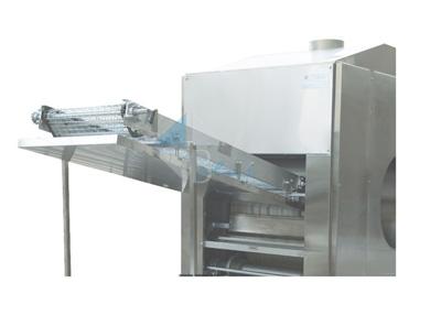 Rust resistant Aluminum straight conveyor's