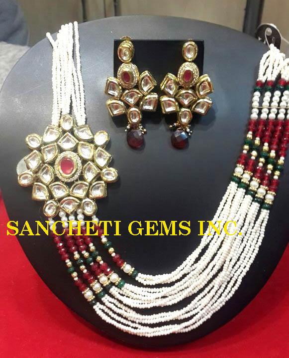 Buy Fashion Jewelry from Sancheti Gems Inc , New Delhi, India | ID
