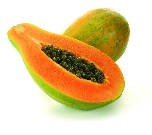 Spray Dried Papaya Powder (004)