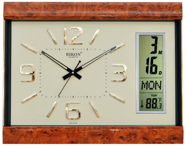 Lcd Clock Manufacturer In Gujarat India By Rikon Clock