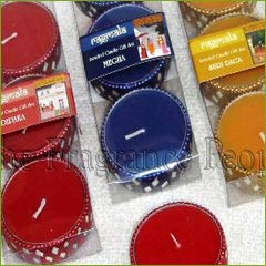 Aromatic Beaded Candles (RM-117)