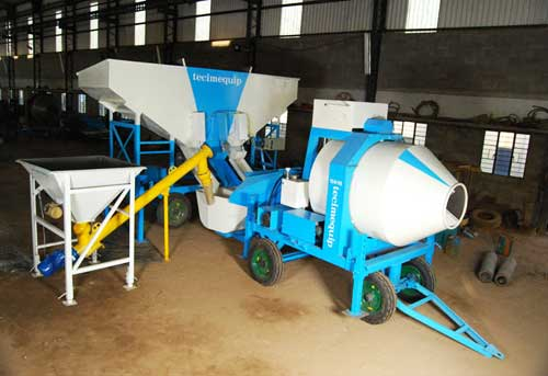 Mini Batching Plant : Mini batching plant manufacturer in rajkot gujarat india
