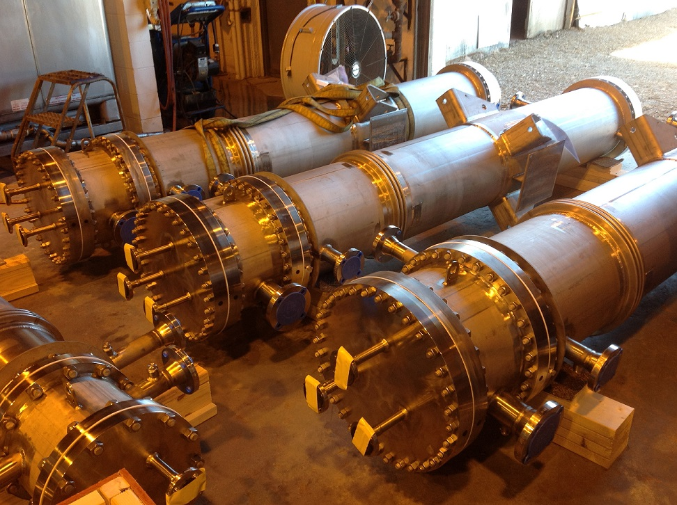 Chemical Exchangers