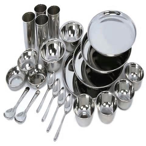 buy stainless steel utensils from m s vijay strips