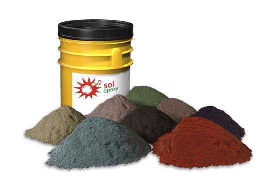 epoxy powders