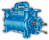 Water Ring / Liquid Ring Vacuum Pumps - Two Stages