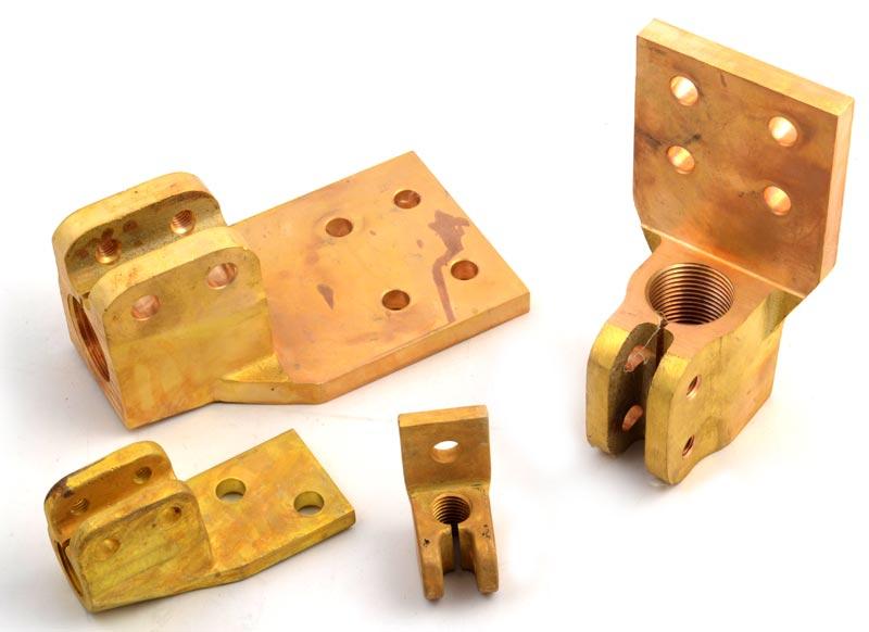 Brass Split Clamps
