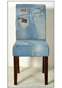 Denim Chairs