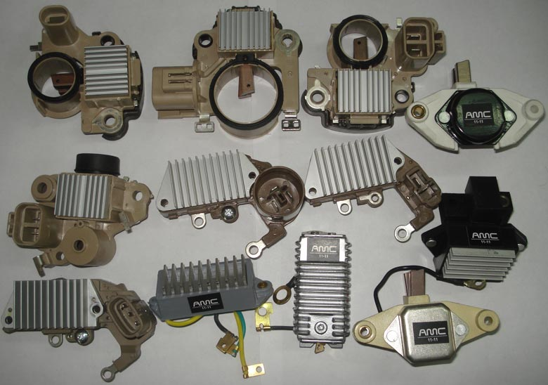 All Type of Amc Regulators