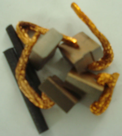 Alternator Carbons (AE 1802)