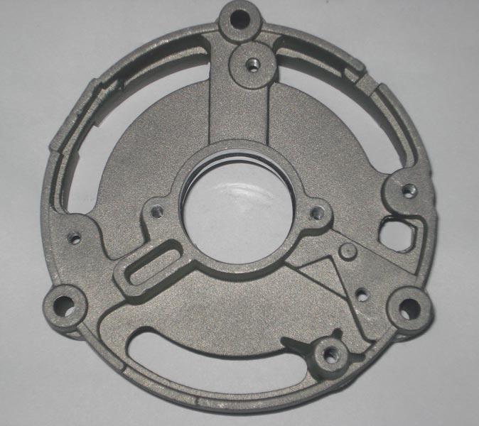 Alternator End Plates