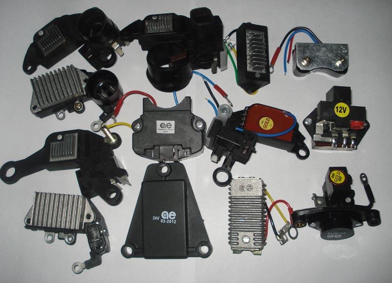 Automotive Voltage Regulators