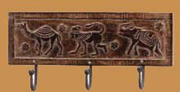 Wooden Carved Wall Hanger (Wooden Carved Wall H)