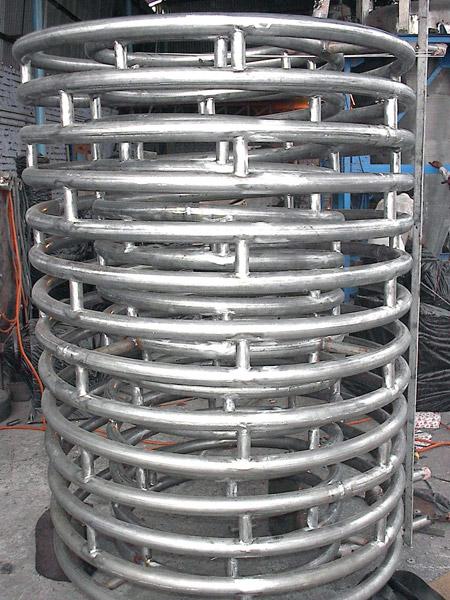 heat transfer coils