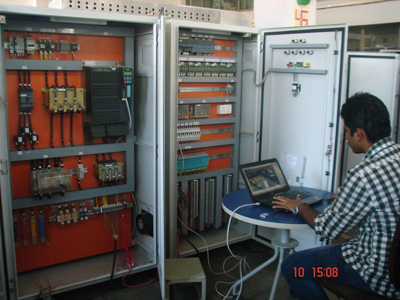 Buy Siemens Plc Panel From Grups Automation Thane India