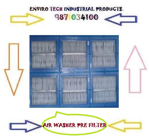 Air Washer Unit Manufacturer In Delhi India By Enviro Tech