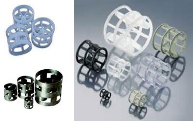 Plastic Pall Ring Manufacturer In Delhi India By Enviro