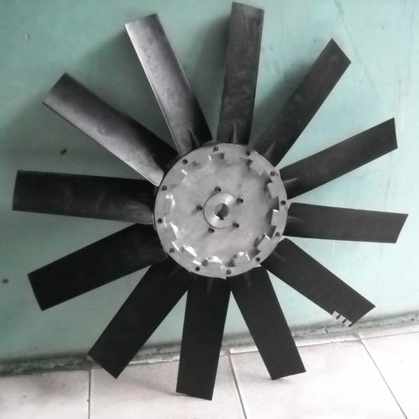 Cooling Tower Fan : Cooling tower fan manufacturer in delhi india by enviro