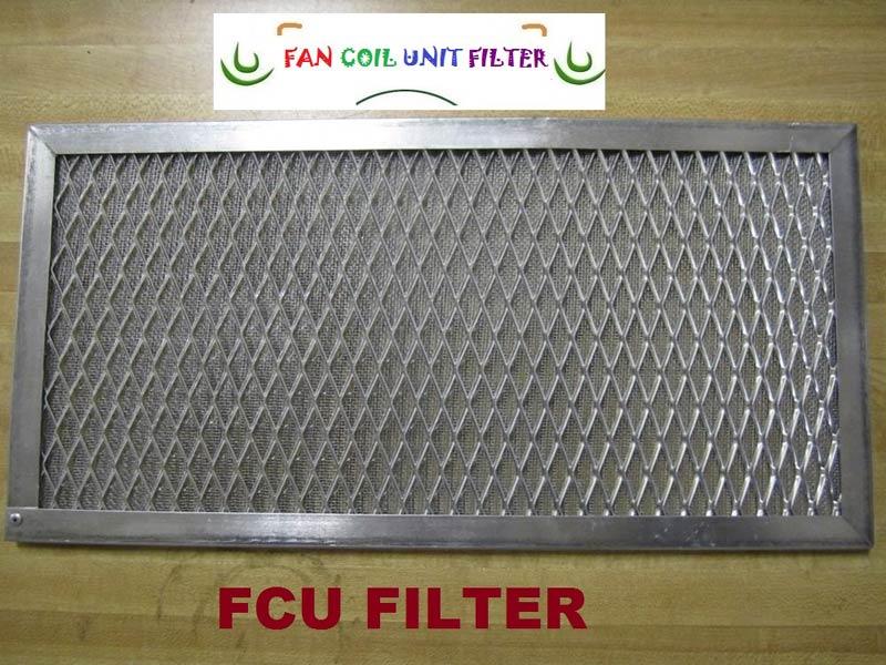 Fcu Filter Manufacturer In Delhi India By Enviro Tech