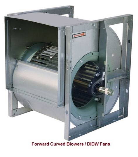 Forward Curved Blower : Forward curved blower didw fans manufacturer in delhi