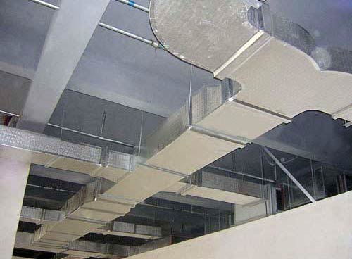 Ventilation Ducts Information : Fresh air ducting systems manufacturer in delhi india by