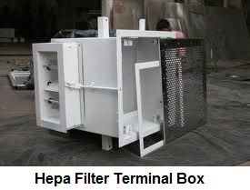Hepa Filter Terminal Box Manufacturer In Delhi India By