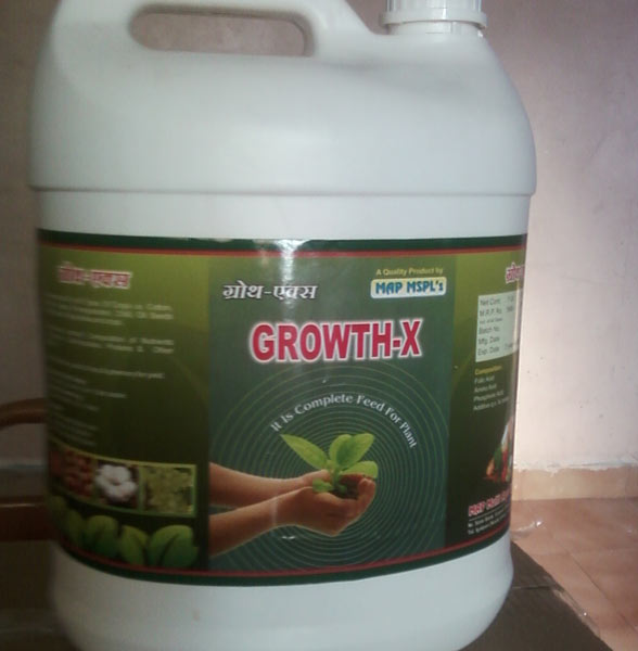 Growth X Agricultural Chemical