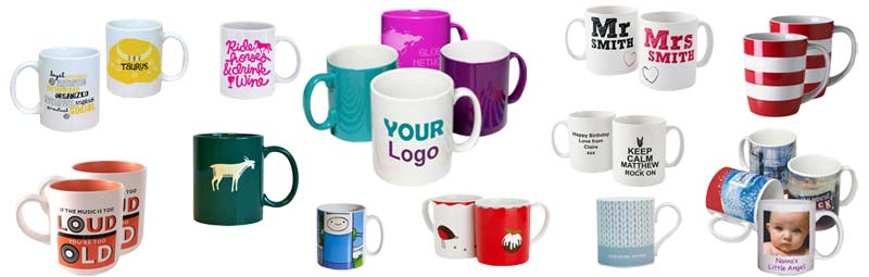 3151e79f9fa Buy Printed Mugs from Evergreen Garments and Exports