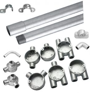Gi Pipe Fittings Tf J