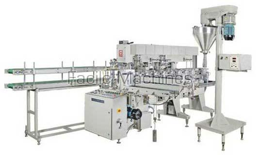 Automatic Lined Carton Packing Machine