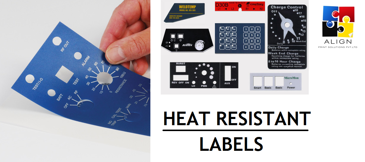 Heat resistant labels polycarbonate labels prod002