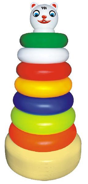 Pyramid Ring Set Toys - BABY STACKER BIG