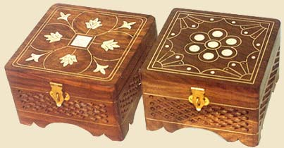Buy Wooden Handicrafts From Shree Ashapura Impex Kutch India Id