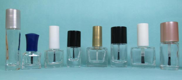 Nail Polish Glass Bottles Manufacturer & Exporters from Mumbai ...