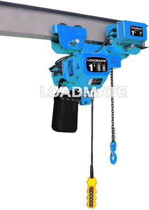 Low Headroom Hoist