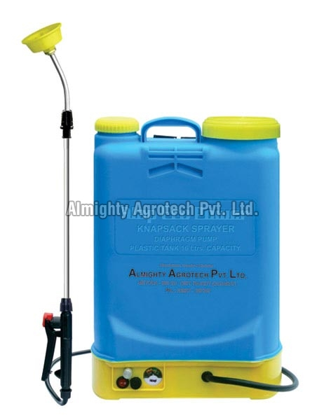 Knapsack Sprayer (APS-2) Manufacturer in Rajkot Gujarat
