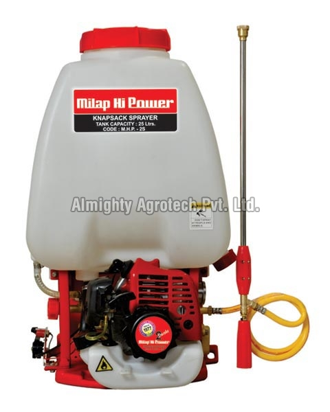 Knapsack Sprayer (MHP-2S) Manufacturer in Rajkot Gujarat