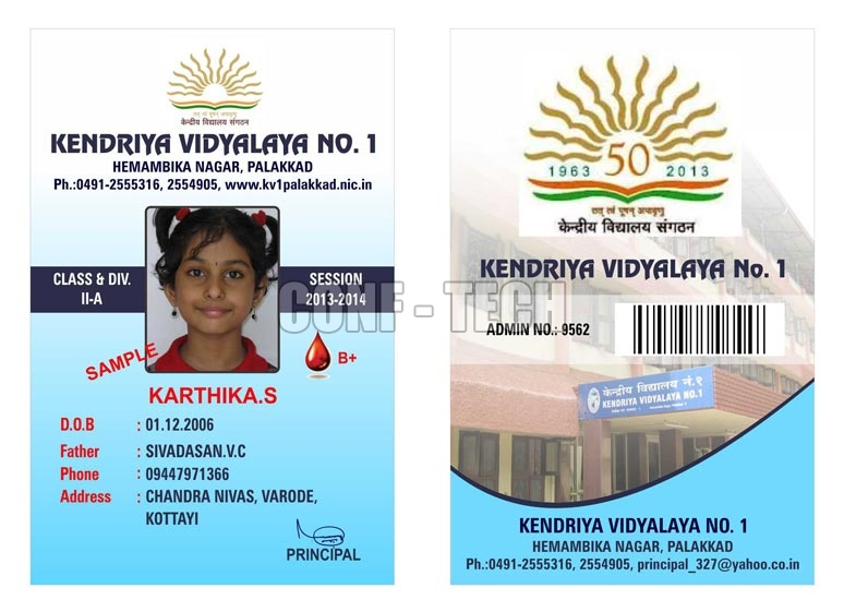 School Identity Cards Manufacturer Amp Manufacturer From New